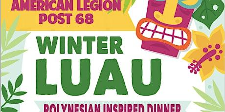 Winter Luau tickets