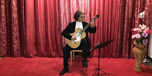 Masters of Porto - Classical Guitar Concerts - Daily Live Shows