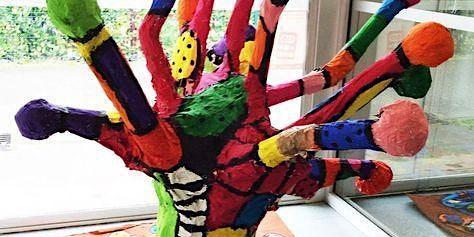 Sculpture for kids! Session V