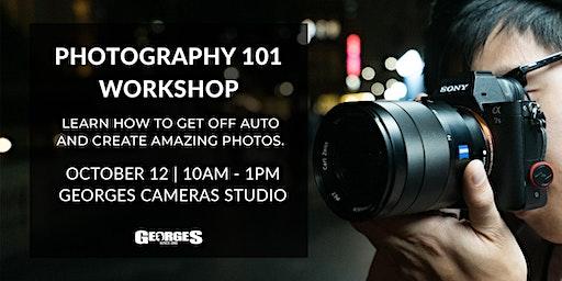 Beginner Photography Workshop by GeorgesCamerasTV