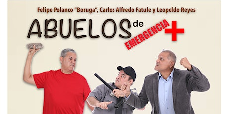 Abuelos de Emergencia tickets