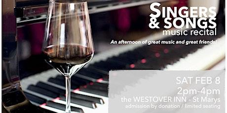 Emm Gryner Presents Singers & Songs: A Music Recital tickets