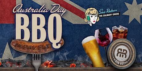 The Rob Roy Australia Day Sunday Session  BBQ! tickets