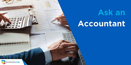 Ask an Accountant - Mar 18/20 tickets