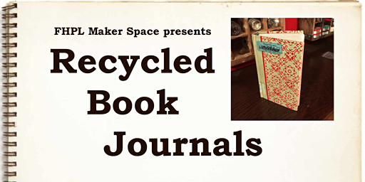 Make a Journal at FHPL Again!