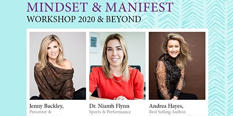 Mindset and Manifest Workshop 2020 and Beyond  tickets