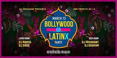 Dance United: Latin & Bollywood Night in L.A. tickets