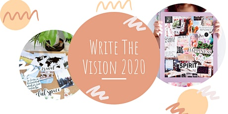Write The Vision 2020 tickets