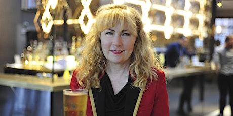 Drug checking outside the box: Professor Fiona Measham tickets