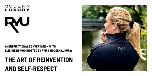The Art of Reinvention and Self-Respect with Elisabeth Rohm
