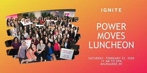 Power Moves Luncheon