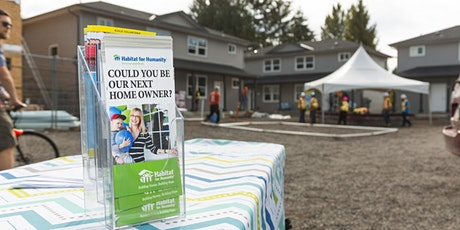 Habitat Homeownership Info Session - Campbell River tickets
