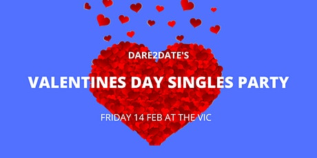 Valentine's Day Singles Party tickets