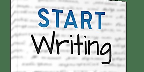 Start Writing 2020 - Session 1