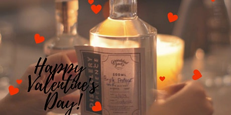 Valentines Day Couples Distillery Experience tickets