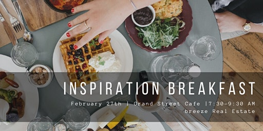 breeze Inspiration Breakfast