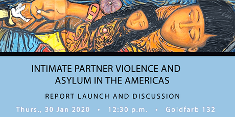 Intimate Partner Violence and Asylum in the Americas tickets