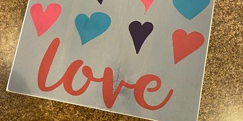 Valentines Day Sign Class