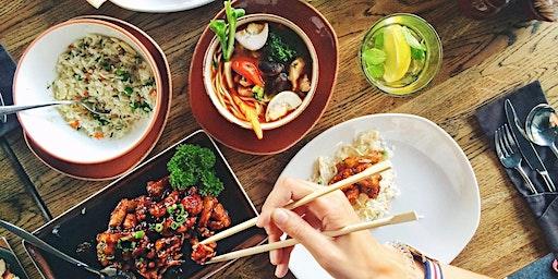 Asian Flavours Walking Tour   亚洲风味之旅