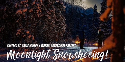 Moonlight Snowshoeing