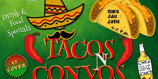 Tacos N Convos January Edition
