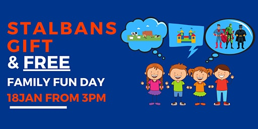 St Albans Gift & Free Family Fun Day