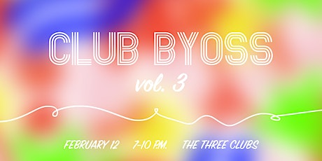 CLUB BYOSS | Vol. 3 tickets