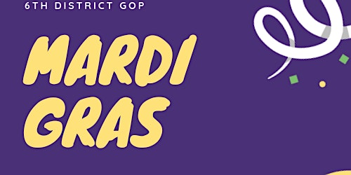 2020 6th District Mardi Gras