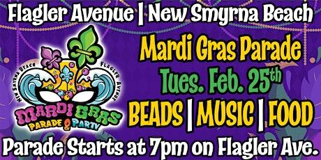 14th Annual Flagler Avenue Mardi Gras Parade tickets