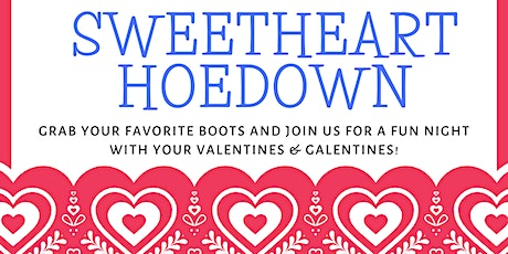 Sweetheart Hoedown - benefiting Relay For Life  tickets