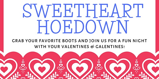 Sweetheart Hoedown - benefiting Relay For Life