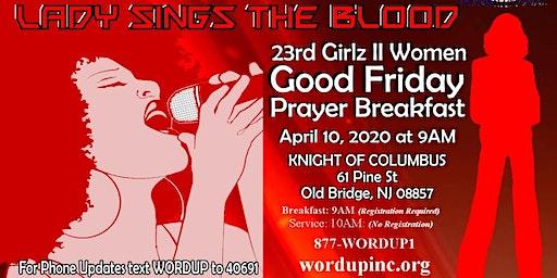 "Girlz II Women Presents ""Lady Sings The Blood"""