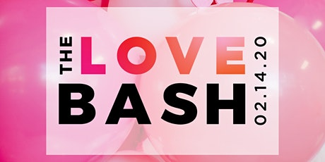 The Love Bash tickets
