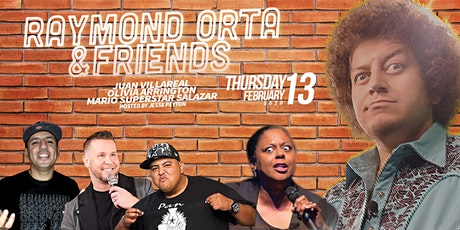 Raymond Orta & Friends tickets