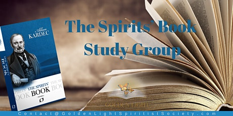 The Spirits' Book Study Group tickets