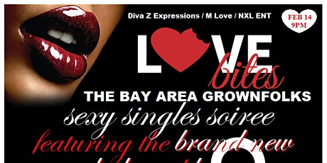 Love Bites: The V-DAY Sexy Singles Soiree / Lock and Key Mixer tickets
