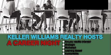 Career Night - Keller Williams Capital City tickets