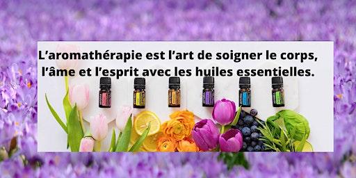 Atelier sur l'art de l'aromathérapie