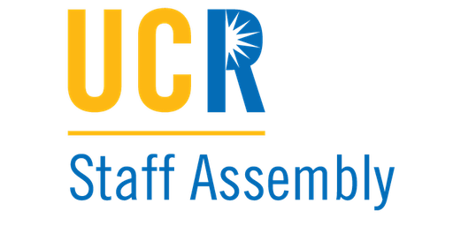 Community Partner Fair 2020, hosted by UCR Staff Assembly