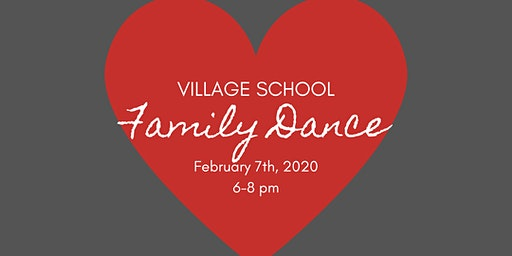 Village School Valentine's Day Family Dance