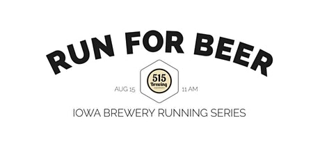 Beer Run - 515 Brewing | Part of the 2020 Iowa Brewery Running Series tickets