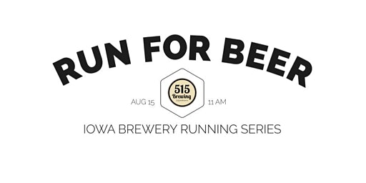 Beer Run - 515 Brewing | Part of the 2020 Iowa Brewery Running Series