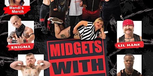 Friday Night Midget Wrestling Show @ cactus Petes Resort and Casino