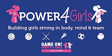 Power4 Girls President's Day Off School Event tickets