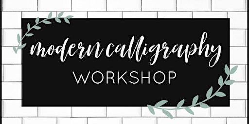 ArtDaze Modern Calligraphy Workshop