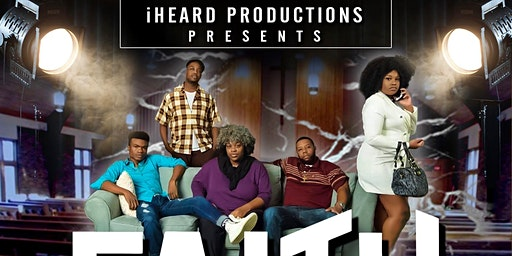 """""""Faith Wtihout Works"""" Stage Play Written   Directed By Akela Heard"""