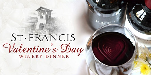 Valentine's Day Winery Dinner