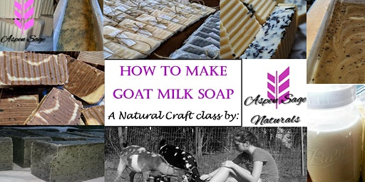 How to Make Goat Milk Soap!