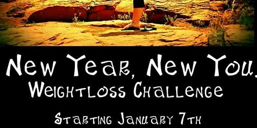 New Year, New You Challenge