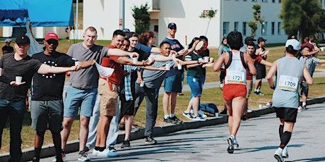 Volunteer at Okinawa Marathon tickets